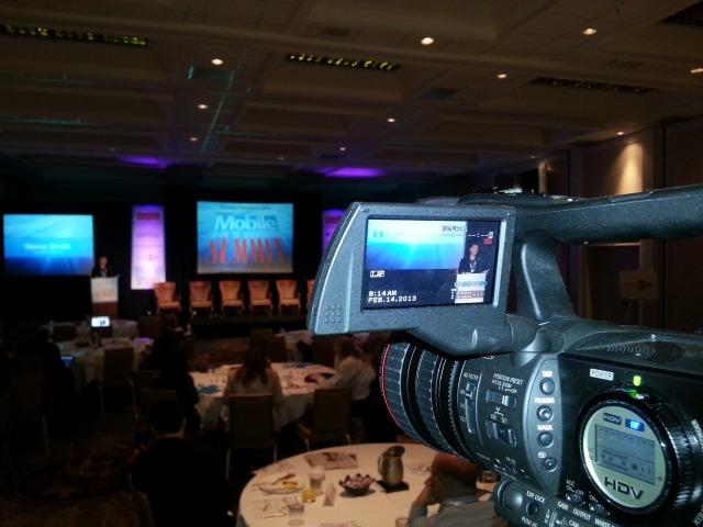Insider Summit camera